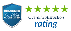5 star rating consumer affairs ac delray beach